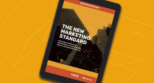 The New Marketing Standard Benchmark Report