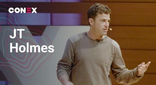 Opening Keynote: JT Holmes