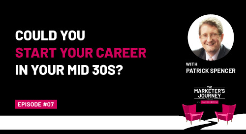 Could You Start Your Career in Your Mid 30s? [Podcast]