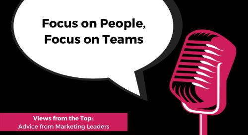 Focus on People, Focus on Teams
