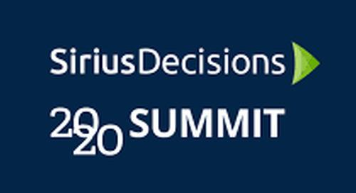SiriusDecisions Summit
