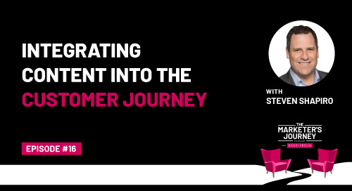 Integrating Content Into the Customer Journey [Podcast]