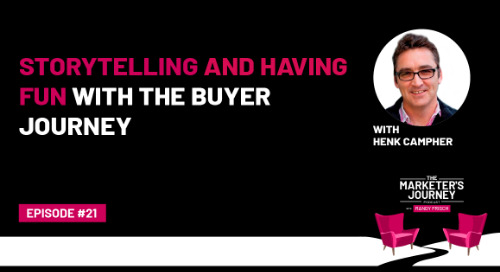 Storytelling and Having Fun with the Buyer Journey [Podcast]