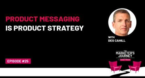 Product Messaging Is Product Strategy [Podcast]