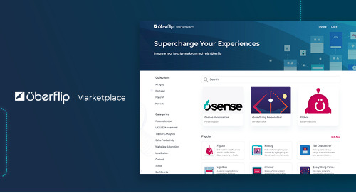 Uberflip Launches Marketplace to Unify the Martech Stack and Help Marketers Orchestrate the Buyer Journey