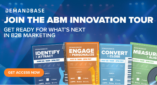 ABM Innovation Tour 2020 - July 22