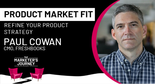 Achieving Product Market Fit [Podcast]