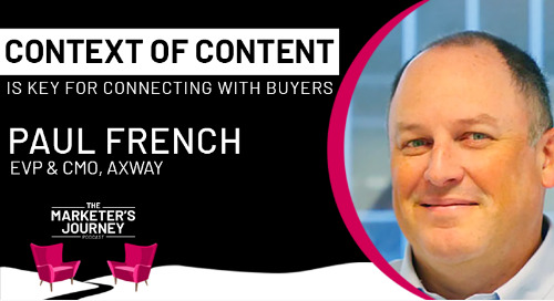 Context of Content is Key for Connecting with Buyers [Podcast]