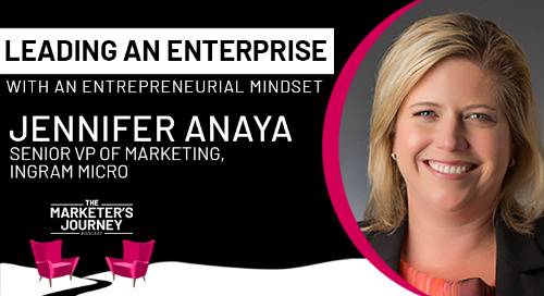 Leading an enterprise with an entrepreneurial mindset [podcast]