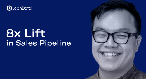 How LeanData Achieved an 8x Lift in Sales Pipeline