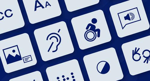 Creating an accessible content experience for all