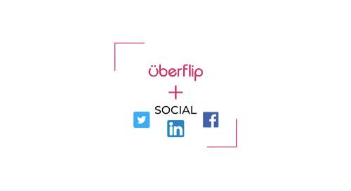 Using Uberflip for social media promotion