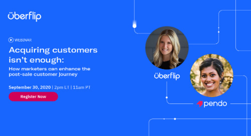 Acquiring customers isn't enough: How marketers can enhance the post-sale customer journey