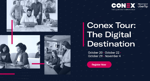 CONEX 2020 - Marketers Helping Marketers