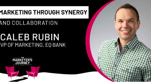 Marketing through synergy and collaboration [podcast]