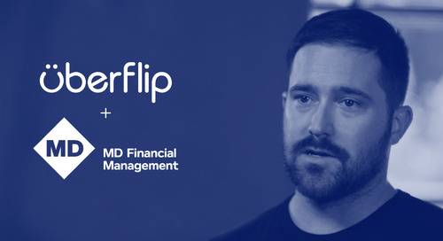 Standing out in a sea of sameness: Why MD Financial loves Uberflip