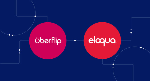How Uberflip integrates with Eloqua