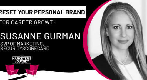 Reset your personal brand for career growth [podcast]
