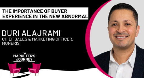 The importance of buyer experience in the new abnormal [podcast]