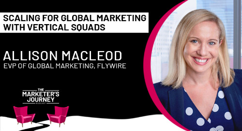 Scaling for global marketing with vertical squads [podcast]
