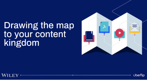 Drawing the map to your content kingdom recording