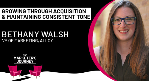 Growing through Acquisition and Maintaining Consistent Tone [podcast]