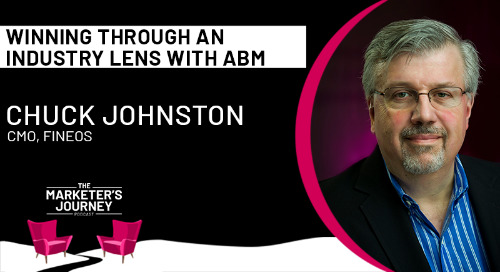 Winning through an industry lens with ABM [podcast]