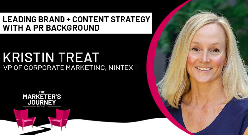 Leading Brand + Content Strategy with a PR Background [podcast]