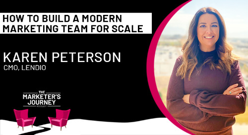How to Build a Modern Marketing Team for Scale [podcast]
