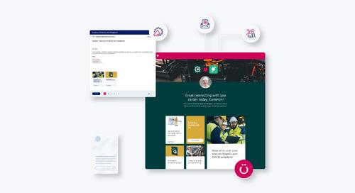 Uberflip + PatientPoint - Sales Assist Demo