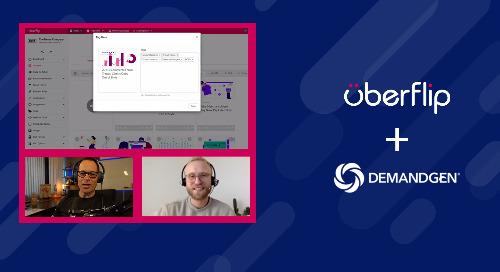 DemandGen TV: Uberflip for Experience Management