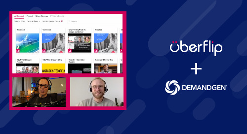 DemandGen TV: Uberflip for Journey Acceleration