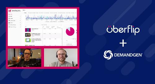 DemandGen TV: Uberflip for Audience Intelligence