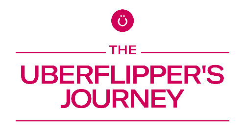 The Uberflipper's Journey featuring Kathryn Hajjar!