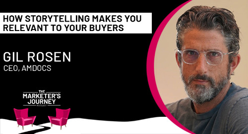 How Storytelling Makes you Relevant to Your Buyers [Podcast]