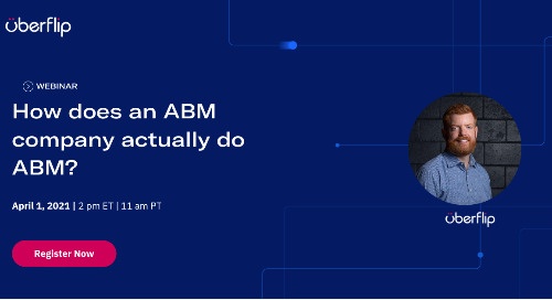 How does an ABM company actually do ABM?