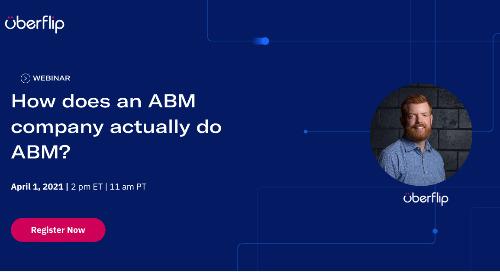 How does an ABM company actually do ABM?