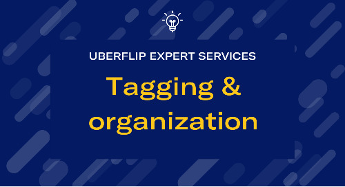 UES Session: Tagging & Organization