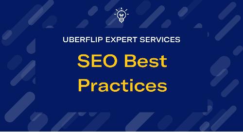 UES Session: SEO + Uberflip