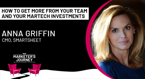 How to get more from your team and your MarTech investments [podcast]