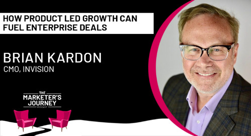 How Product Led Growth Can Fuel Enterprise Deals [podcast]