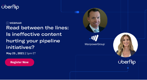 [WEBINAR] Read between the lines: Is ineffective content hurting your pipeline initiatives?