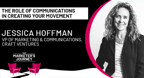 The Role of Communications in Creating your Movement [podcast]