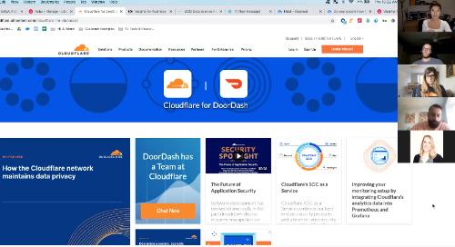 Cloudflare EMEA Demo