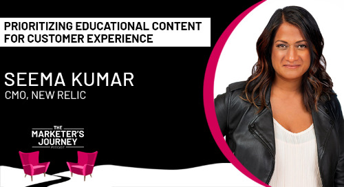 Prioritizing educational content for customer engagement [podcast]