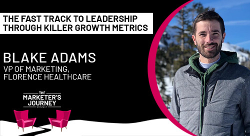 The Fast Track to Leadership through Killer Growth Metrics [podcast]