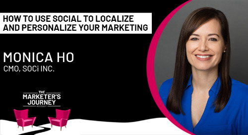 How to use Social to Localize and Personalize your Marketing [podcast]