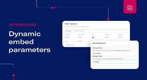 Uberflip Releases First-of-its-Kind Dynamic Embed Parameters Feature