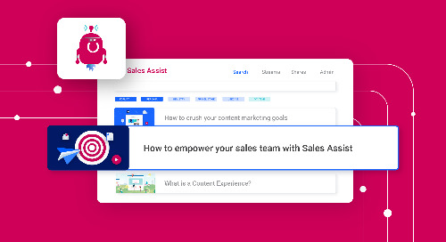 How to empower your sales team with Sales Assist