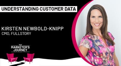 Understanding Customer Data [podcast]